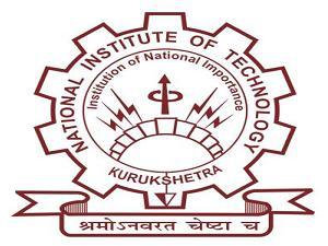 MBA admissions at NIT Kurukshetra
