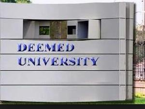 8 Institutes Stated As 'Deemed Varsity'