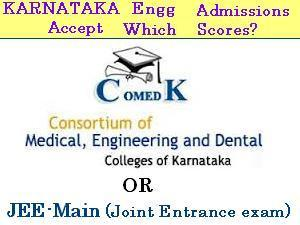 K'taka Engg Colleges -Own Fee Structure