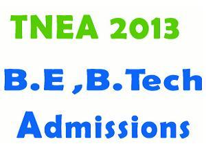 Online registration for TNEA 2013