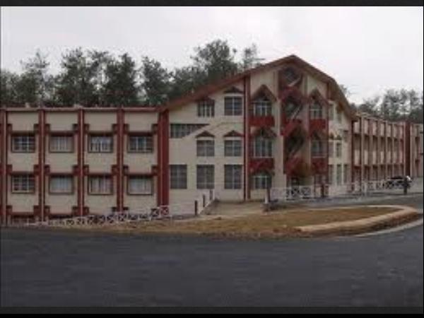 11. North Eastern Hill University