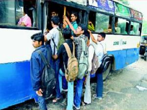BU increased annual BMTC bus pass fare