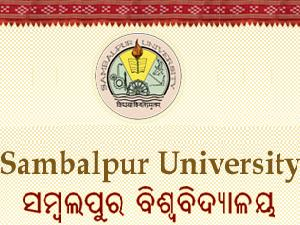 Sambalpur Varsity To Replace e-Admission