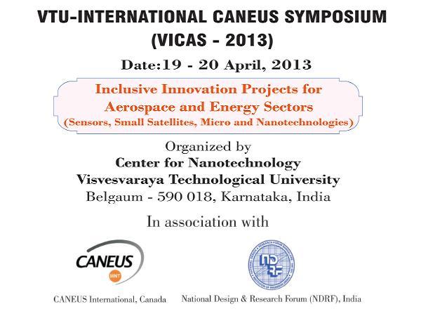 VTU international CANEUS VICAS 2013
