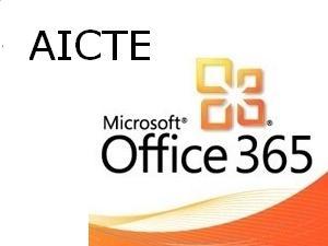 AICTE Mandates Microsoft Office 365