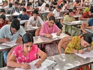 Six Medical entrance exams on same day