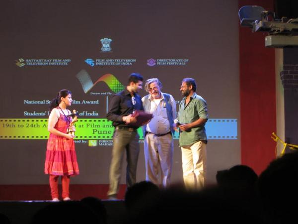 FTII bags 7 awards at National Students Film Festival of India
