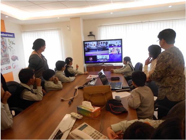 International Knowledge Program at GIIS
