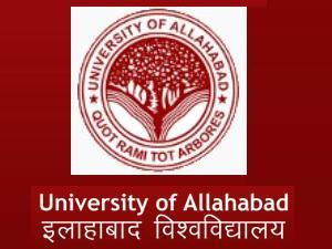Allahabad University Admissions 2013