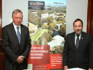 India & Aus Varsities tie up for Edu'n