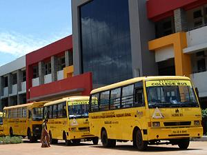 Bus Facilities on ComedK UGET test day