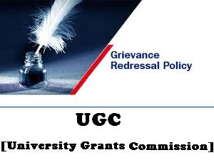 UGC's New Mechanism To Help Students