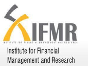 Executive PGDM Admission at IFMR Chennai