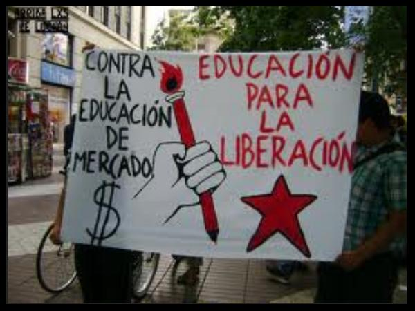 Education Abroad: Chile Students Protest On Demand of Free Education.