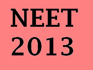Davangere NEET 2013 test centre changed