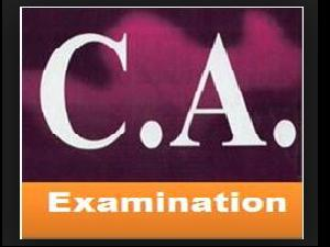 All India CA Exam Postponed. Paper Leak