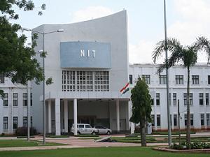 M.Sc Programmes admissions @NIT Warangal