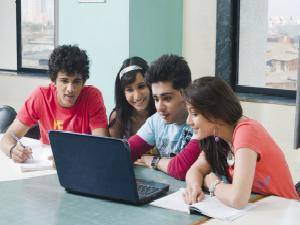 Online Learning for Indian Students