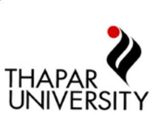 Thapar University viewing 100% Placement