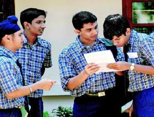 Boys Outshine in Class10 Board Exam