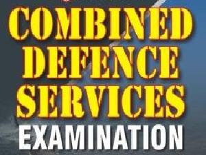 UPSC CDS (II) 2013 Exam on 8th Sept