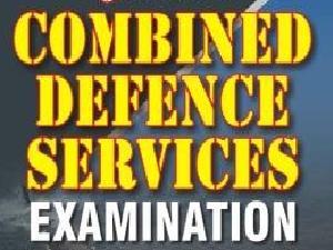 UPSC CDS (II) 2013 Exam on 8th Sept