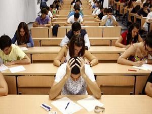 Students saw Negative Marking in JEE