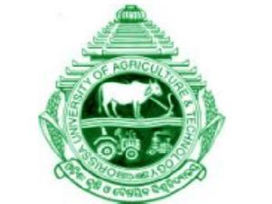 Odisha University OUAT Admissions 2013