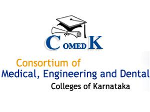 ComedK announced Fee Structure for 2013