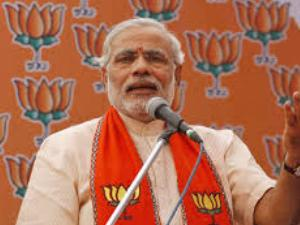 Modi Blames Congress For Ignoring Edu'n