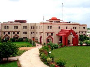 Sangam University admissions 2013