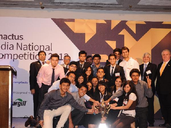 Enactus India National Competition