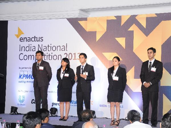 Enactus Team of DTU