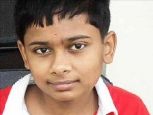 13 year old boy cracks IIT JEE Exam