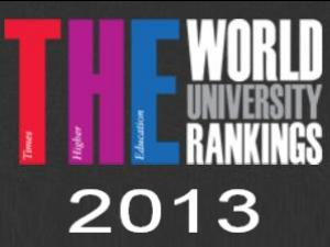 India, not in Top 100 Young Institutions