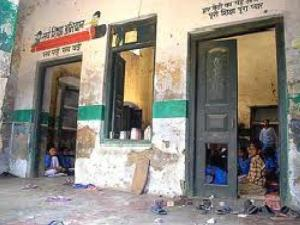 Government Schools Lack Infrastructure