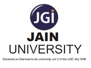 M.Tech Admission at Jain University