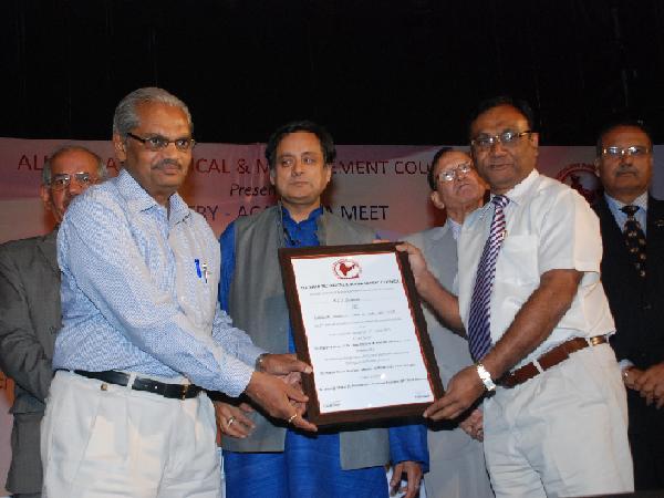 KIIT Receives Academic Leadership award