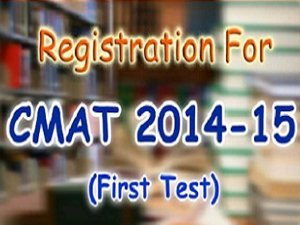 Registration for CMAT Sept 2013 1st Test