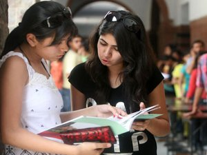 DU's 3rd cut-off marks list out