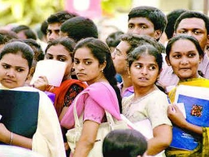 Only 9.8k students applied for Engg