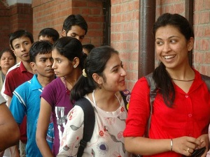 DU's 5th cut-off marks list out