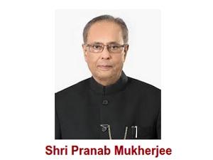 President Panab Mukherjee at IIT-J