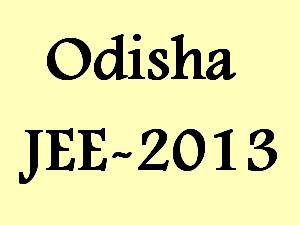 OJEE JEE 2013 Engg Provisional List Out