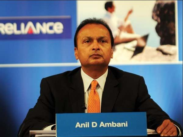 Anil Ambani's Net worth: $2.6 Billion