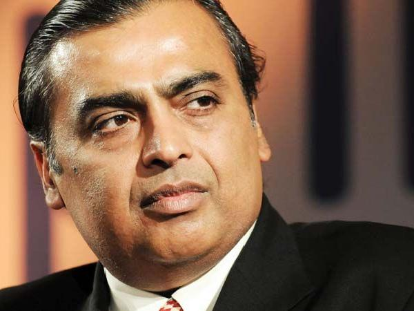 Mukesh Ambani Net Worth: U.S. $ 27.5 billion