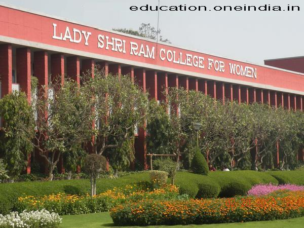 Lady Shriram College for Women (LSR), Delhi