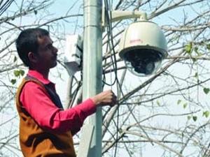 Goa University gets CCTV cameras