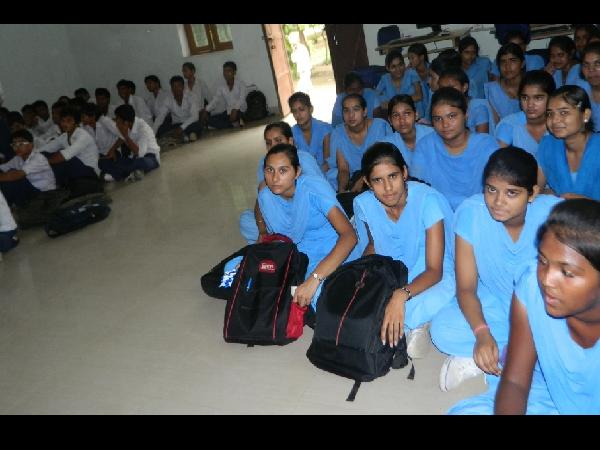 KIIT College held a workshop for students