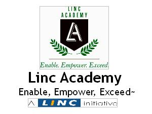 Linc Academy's initiative in e-learning.
